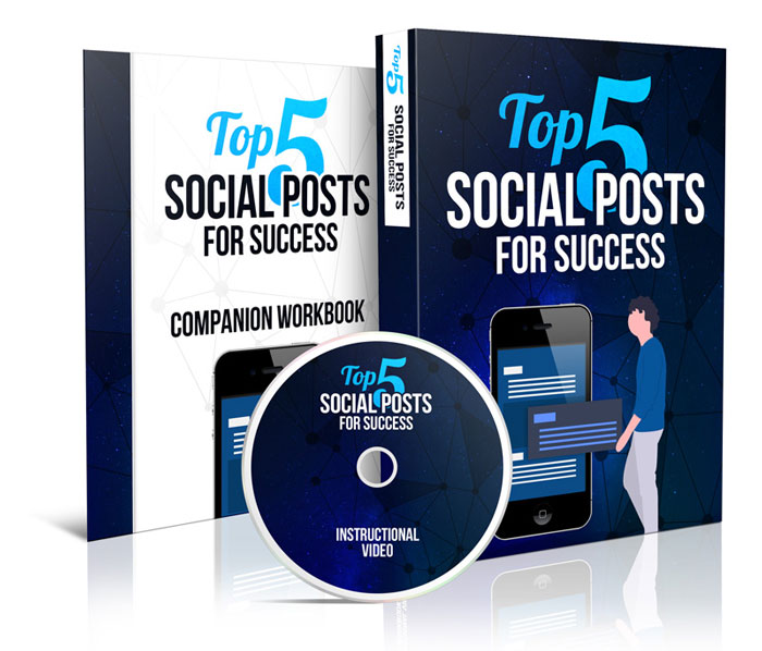 TOP 5 SOCIAL POSTS FOR SUCCESS