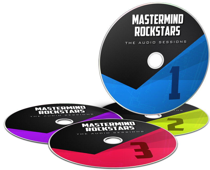Mastermind Rockstars Audio Sessions