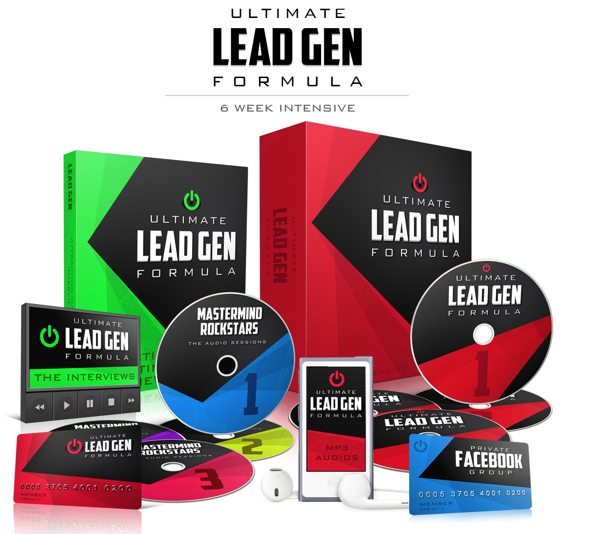 Ultimate Lead Gen Formula
