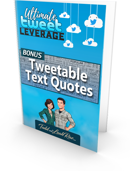 37,268 Tweetable Text Quotes